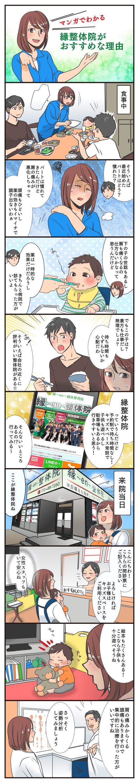 縁~en~鍼灸整骨院 紹介マンガ01